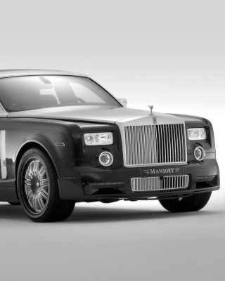 Rolls Royce Mansory Background for 750x1334