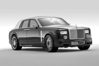 Rolls Royce Mansory Picture for Android, iPhone and iPad
