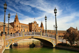 Free Sevilla Picture for Android, iPhone and iPad