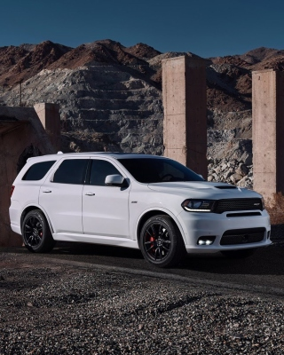 Dodge Durango SRT papel de parede para celular para iPhone 6 Plus