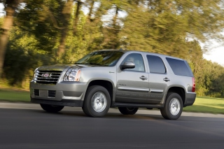 GMC Yukon Hybrid Background for Android, iPhone and iPad