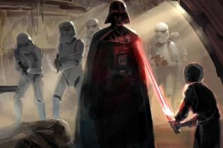 Star Wars Darth Vader sfondi gratuiti per cellulari Android, iPhone, iPad e desktop