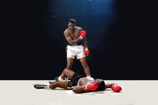 Free Mohammed Ali Legendary Boxer Picture for Android, iPhone and iPad
