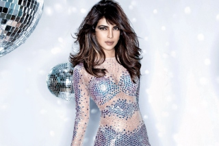 Priyanka Chopra Glitter Dress sfondi gratuiti per cellulari Android, iPhone, iPad e desktop