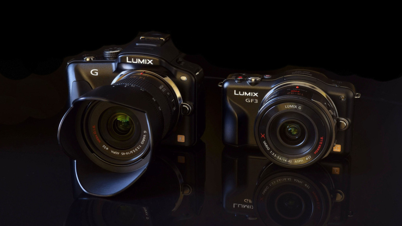 Screenshot №1 pro téma Panasonic Lumix GF3 Mirrorless 1280x720