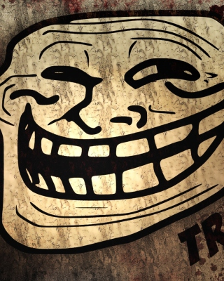 Free Troll Face Picture for Nokia C1-01