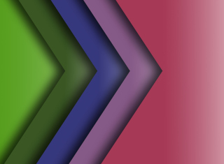 Abstract Arrows Wallpaper for Android, iPhone and iPad