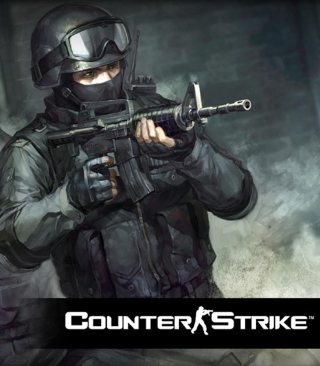 Counter Strike Background for Nokia C1-01