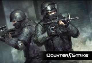 Обои Counter Strike на телефон