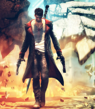 Devil May Cry sfondi gratuiti per iPhone 4S