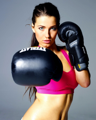Free Female Boxer Picture for Nokia C-5 5MP
