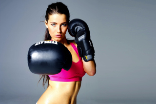 Female Boxer Wallpaper for Android, iPhone and iPad