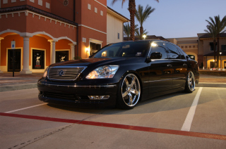 Free Lexus Ls 600 Tuning Picture for Android, iPhone and iPad