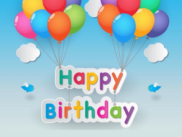 Happy Birthday para Sony Ericsson XPERIA X8