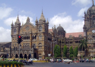 Mumbai Central Station sfondi gratuiti per cellulari Android, iPhone, iPad e desktop