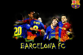 Barcelona Team Background for Android, iPhone and iPad