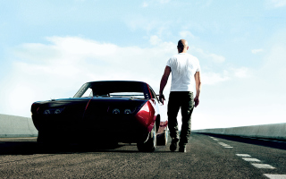 Vin Diesel In Fast & Furious 6 sfondi gratuiti per cellulari Android, iPhone, iPad e desktop