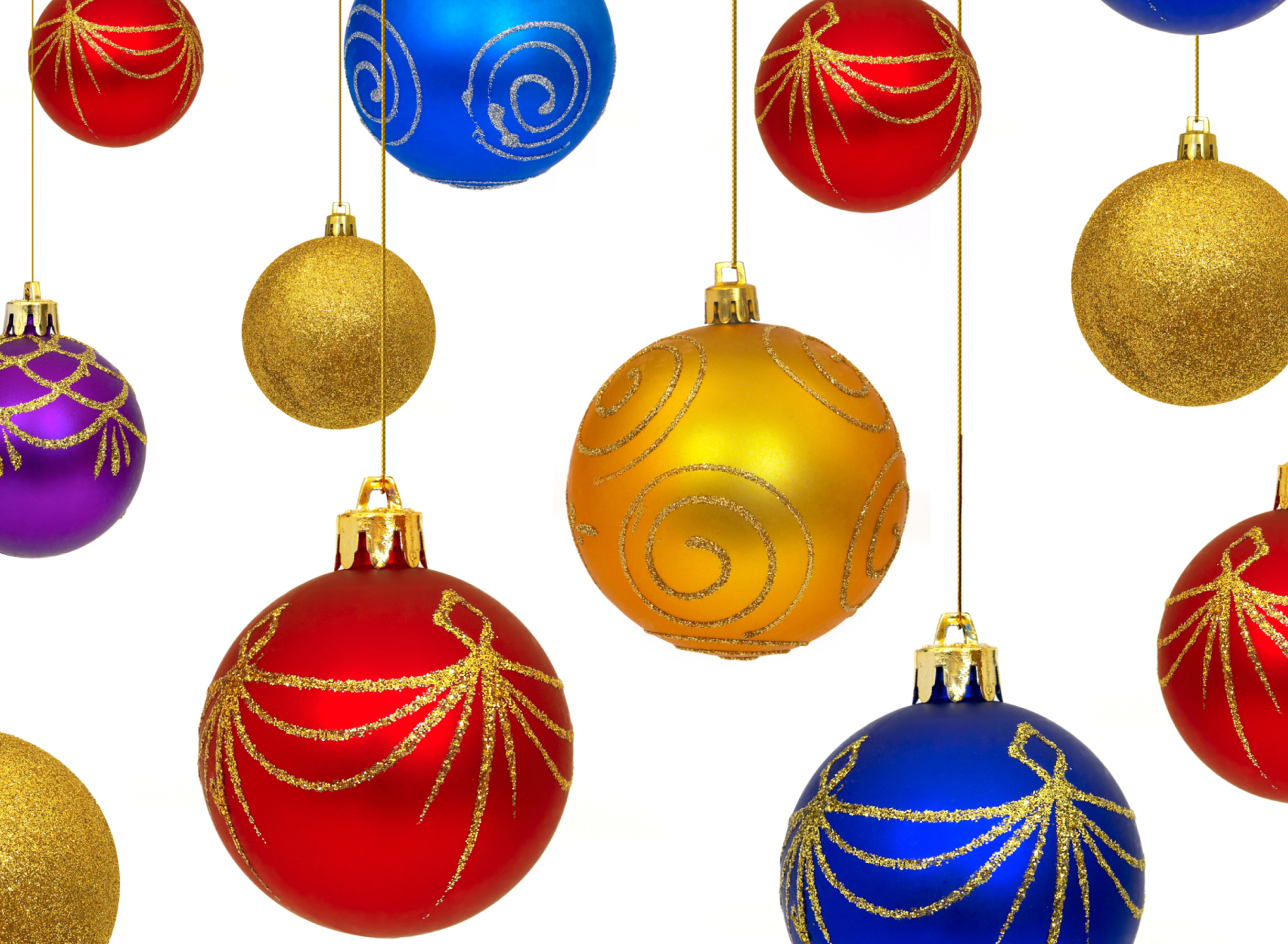 Christmas Decorations wallpaper 1920x1408