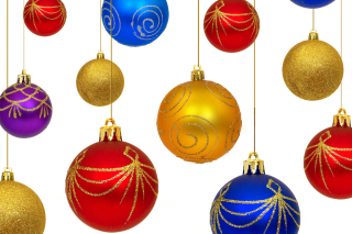 Christmas Decorations Picture for Android, iPhone and iPad