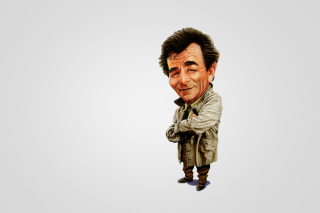 Peter Falk Columbo Background for Android, iPhone and iPad