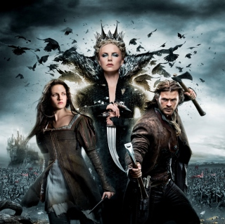 2012 Snow White And The Huntsman - Obrázkek zdarma pro iPad mini