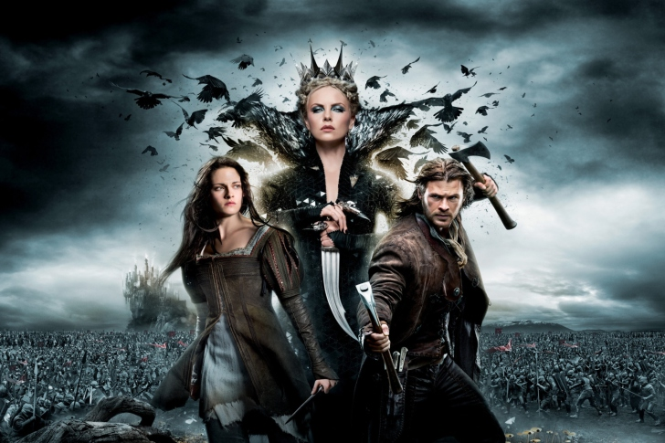 Screenshot №1 pro téma 2012 Snow White And The Huntsman