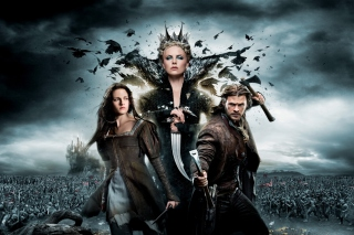 2012 Snow White And The Huntsman - Obrázkek zdarma pro LG Optimus M