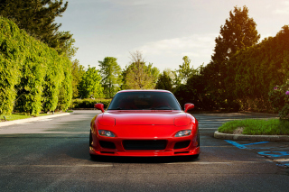 Mazda Rx7 Background for Android, iPhone and iPad