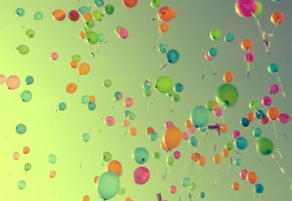 Balloons sfondi gratuiti per cellulari Android, iPhone, iPad e desktop