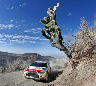 Citroen, DS3, Rally sfondi gratuiti per iPad mini