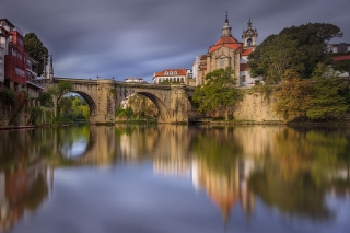 Amarante Portugal Background for Android, iPhone and iPad