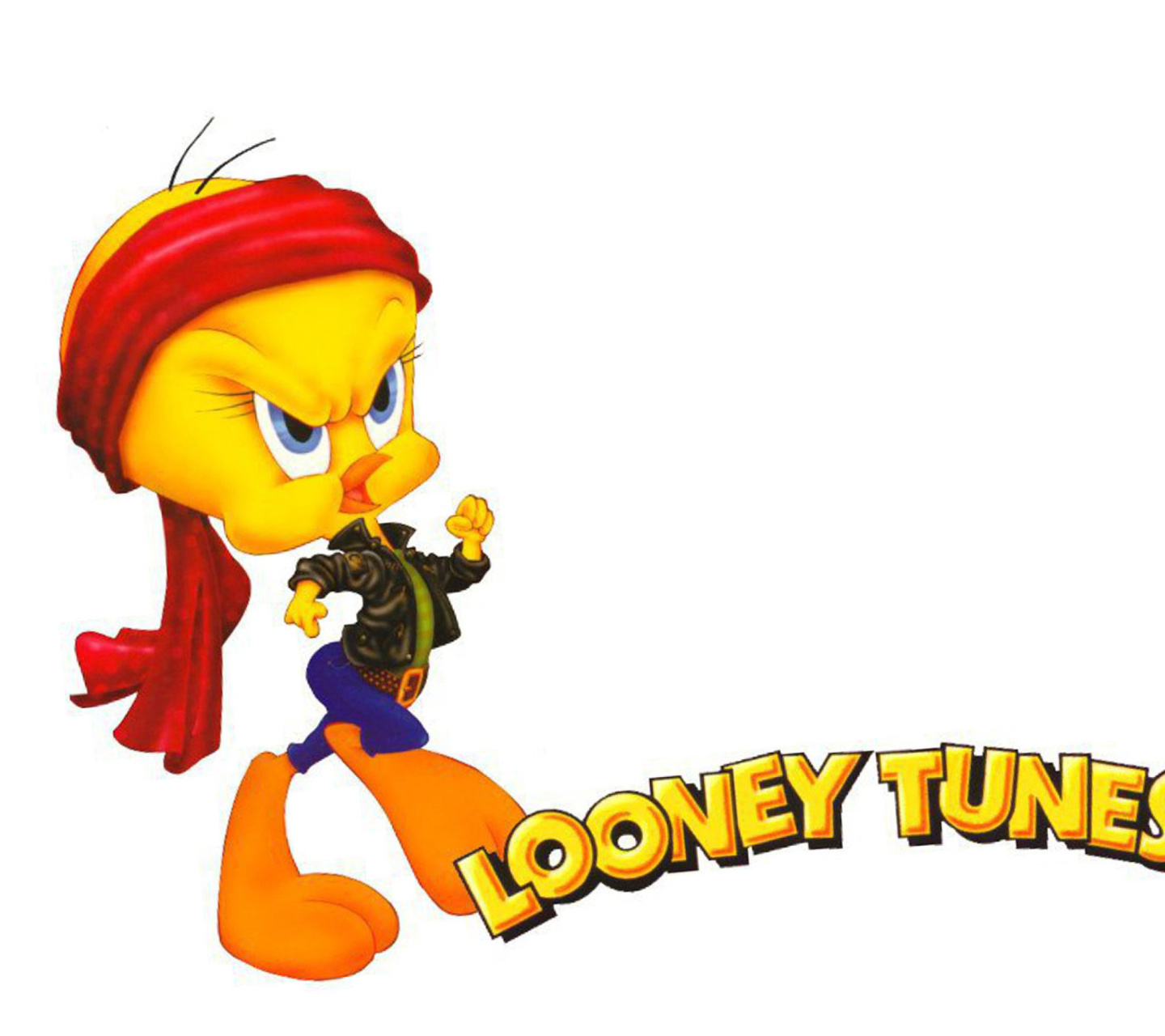 Screenshot №1 pro téma Tweety Looney Tunes 1440x1280