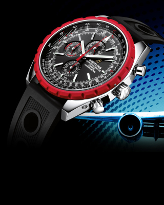 Breitling Chrono Matic Watches Wallpaper for Nokia C2-03