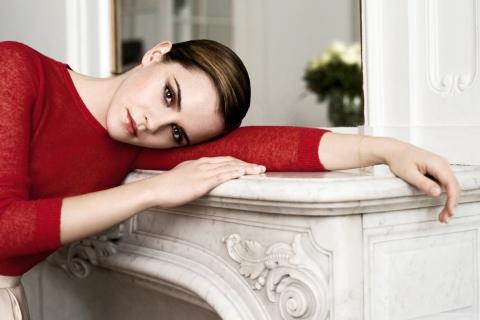 Emma Watson para Samsung S5367 Galaxy Y TV