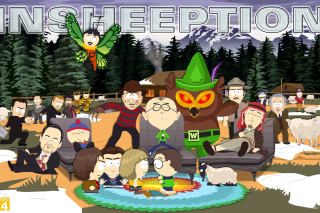 South Park 14 Season Wallpaper for Android, iPhone and iPad