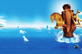 Ice Age 2 Wallpaper for Android, iPhone and iPad