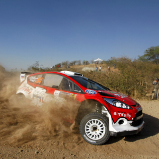Ford WRC for Rally - Fondos de pantalla gratis para iPad 2