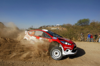 Ford WRC for Rally papel de parede para celular