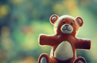 Dear Teddy Bear sfondi gratuiti per cellulari Android, iPhone, iPad e desktop