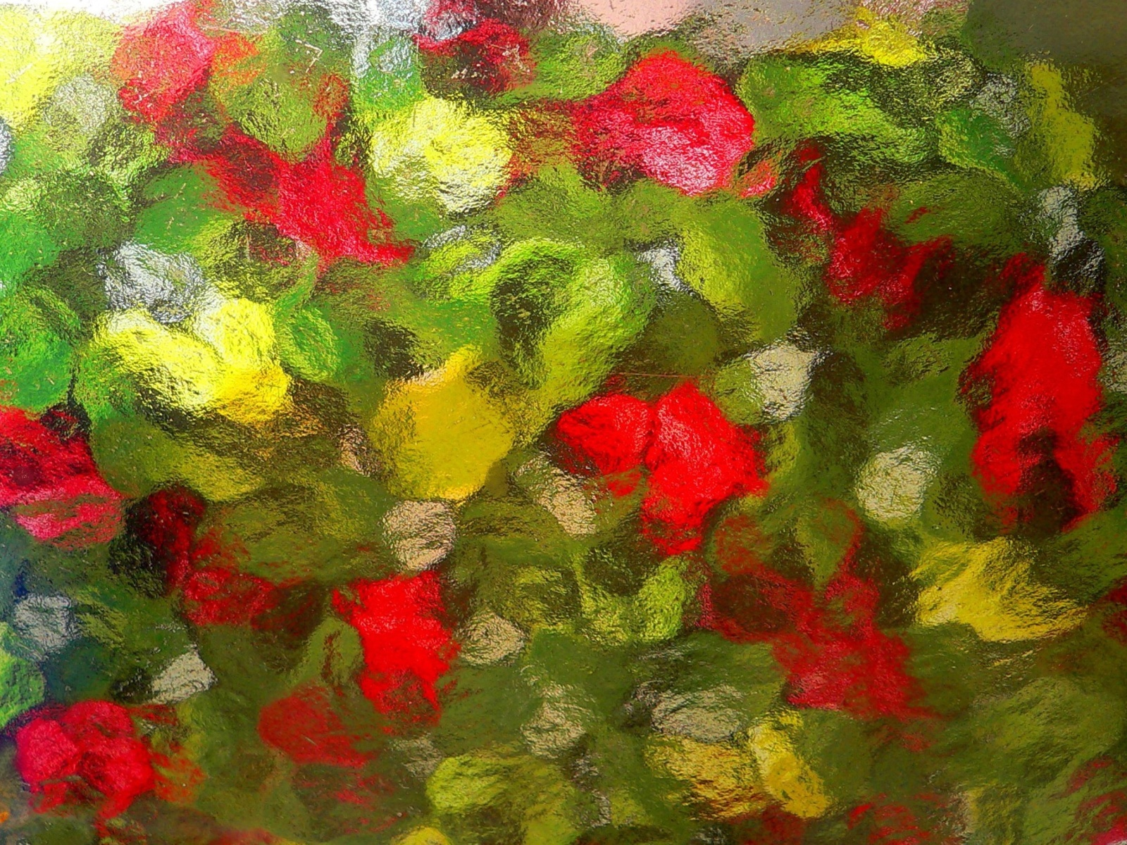 Fondo de pantalla Bright glass relief 1600x1200