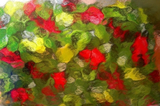 Bright glass relief Wallpaper for Android, iPhone and iPad