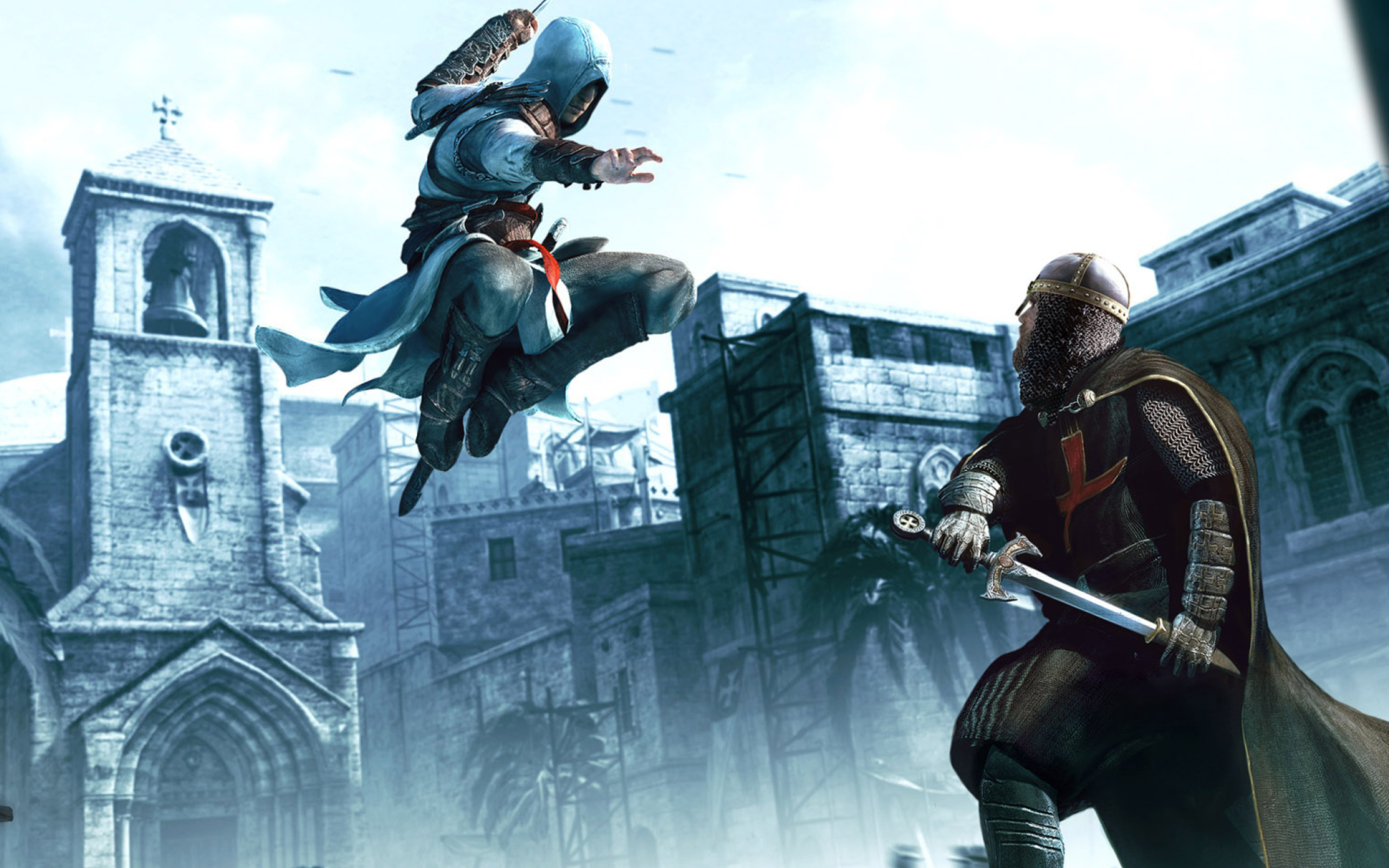 ubisoft releases assassins creed - HD 1024×768