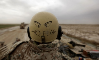 No Fear Soldier Wallpaper for Android, iPhone and iPad