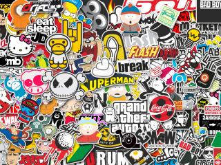 Funny Logos para Nokia X2-01