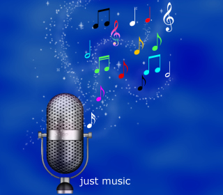 Just Music sfondi gratuiti per iPad 3