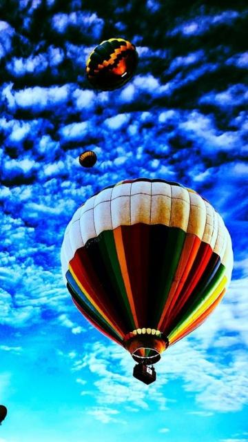 Balloons In Sky per Nokia N8