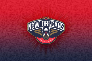 New Orleans Pelicans New Logo Wallpaper for Android, iPhone and iPad