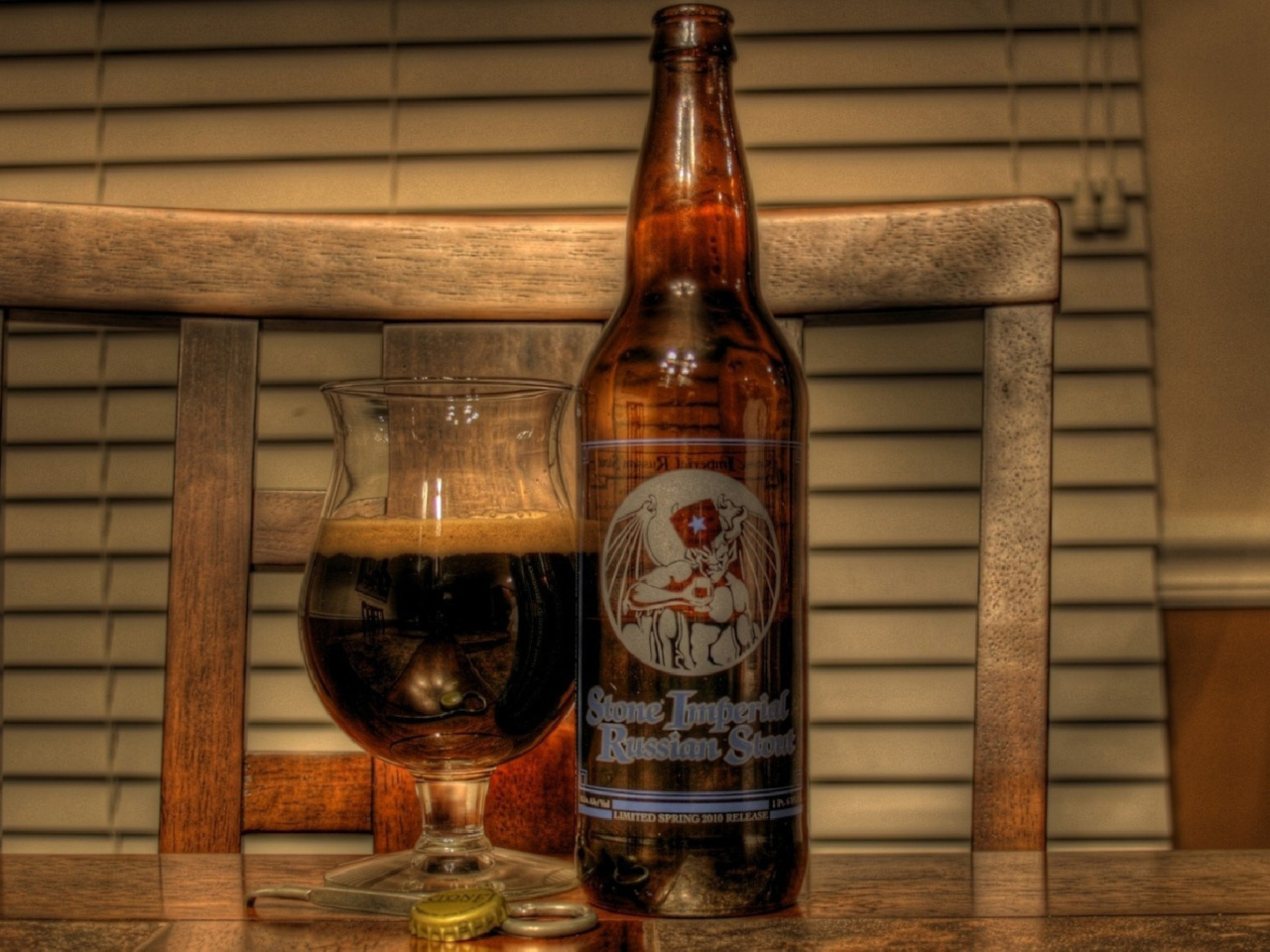 Das Russian Stout Beer Wallpaper 1280x960
