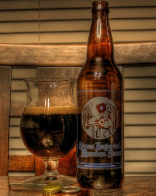 Russian Stout Beer Wallpaper for Nokia C5-06