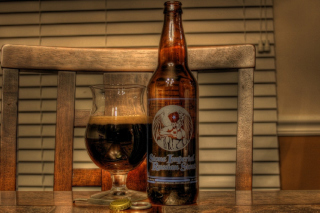 Russian Stout Beer Wallpaper for Android, iPhone and iPad